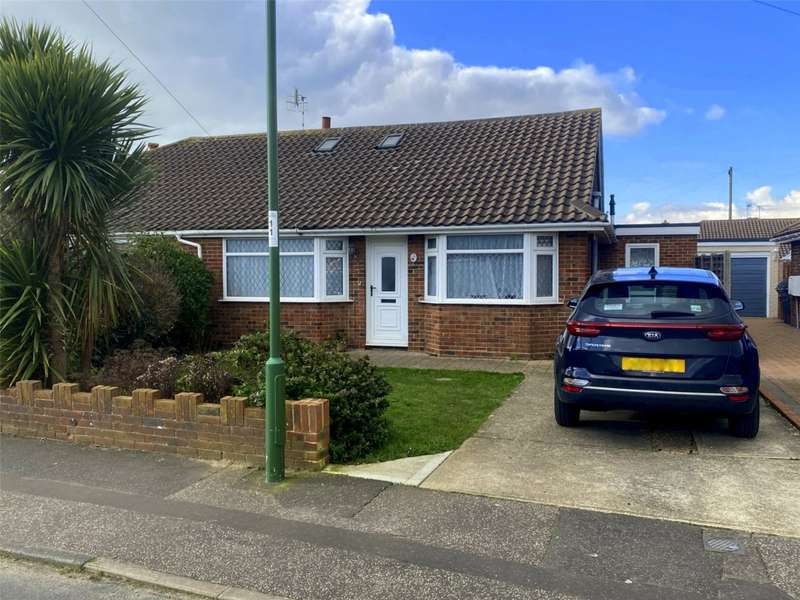 4 Bedrooms Semi Detached House for sale in Chester Avenue, Lancing, West Sussex, BN15