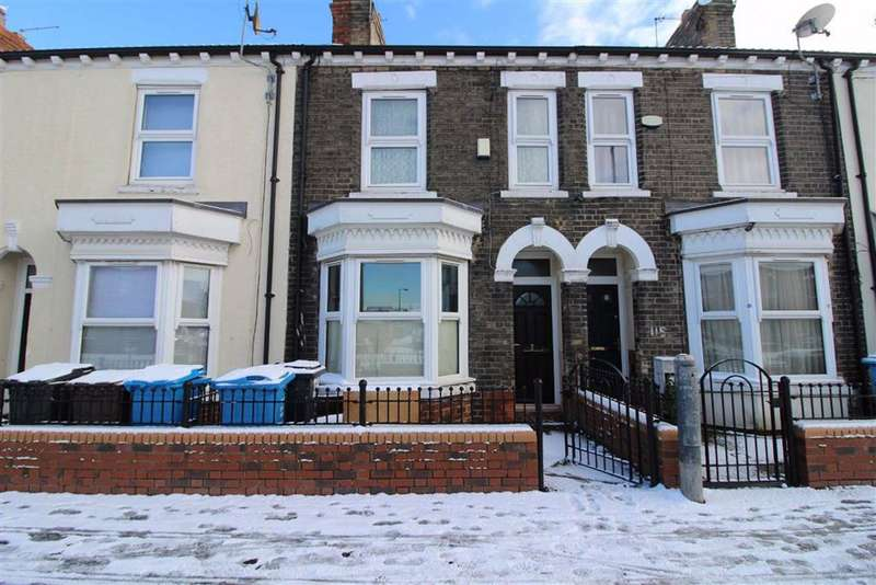 2 Bedrooms Terraced House for sale in Hawthorn Avenue, Hull