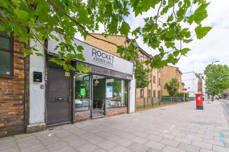 1 Bedroom Land Commercial for sale in Peckham Rye, Peckham Rye, SE15
