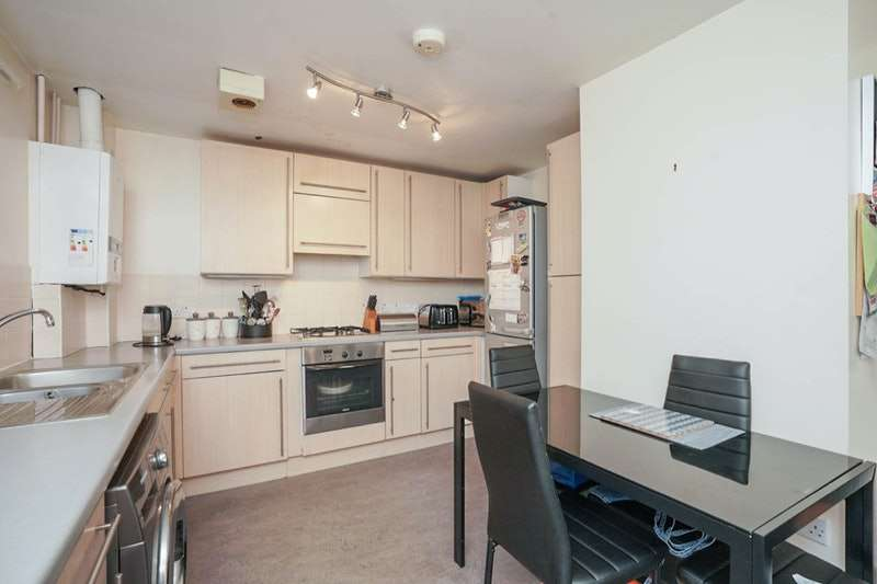 2 Bedrooms Flat for sale in Wells Way, London, London, SE5