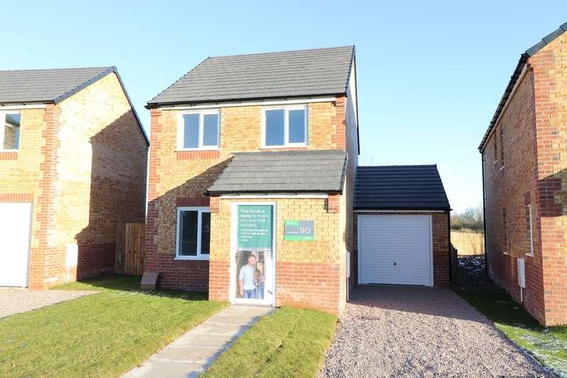 3 Bedrooms Detached House for sale in Plot 90, Kilkenny, Briar Lea Park , Longtown , Carlisle, CA6