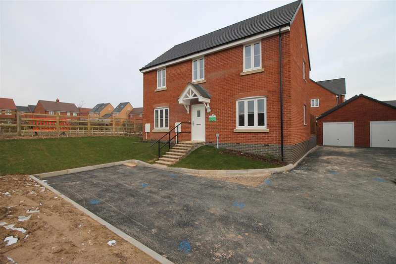 4 Bedrooms House for sale in 'Lagan Homes' Hinton Gardens, Woodford Halse