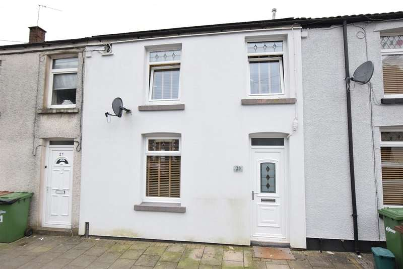 2 Bedrooms Terraced House for sale in Greenfield Street, New Tredegar