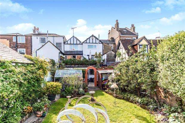 4 Bedrooms House for sale in Castle Road, Southsea, Hampshire