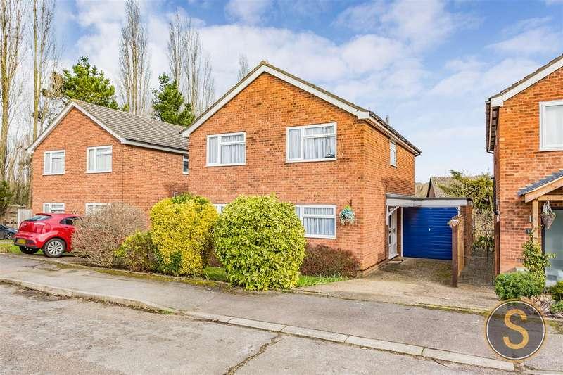 4 Bedrooms Detached House for sale in Gade Valley Close, Kings Langley