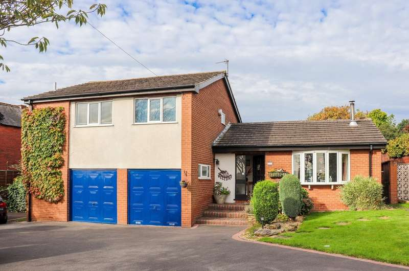 5 Bedrooms Detached House for sale in Sowood Lane, Ossett