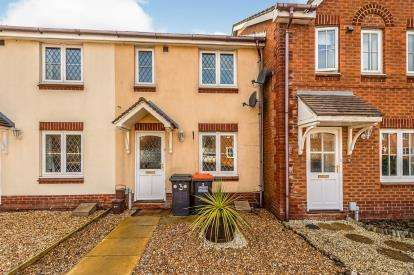 2 Bedrooms Terraced House for sale in Bishop Close, Leighton Buzzard, Beds, Bedfordshire