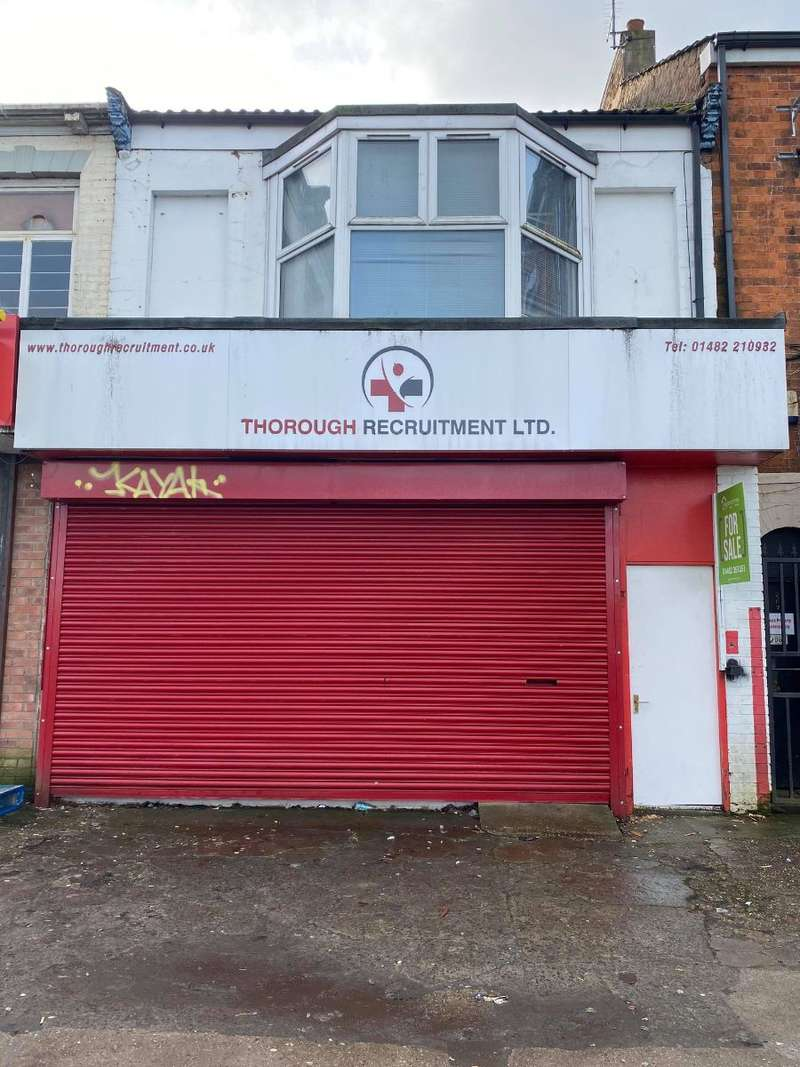 Office Commercial for sale in Anlaby Road, Hull