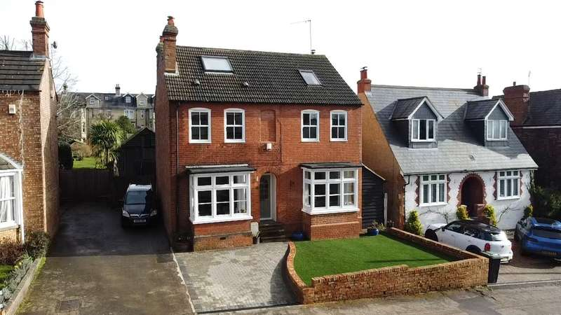 5 Bedrooms Detached House for sale in Ashburnham Road, Ampthill, Bedfordshire, MK45