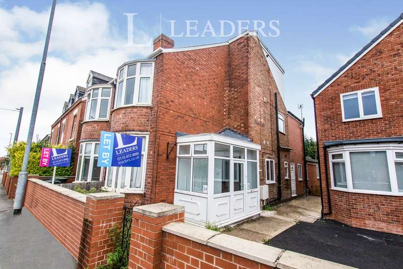 4 Bedrooms Flat for rent in Middle Street, Beeston, NG9