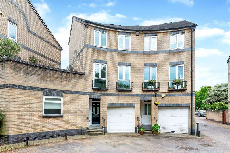 4 Bedrooms Terraced House for sale in Hurley Crescent, London, SE16