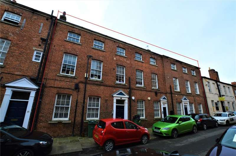 7 Bedrooms Block Of Apartments Flat for sale in 17-21 Barstow Square, Wakefield, West Yorkshire