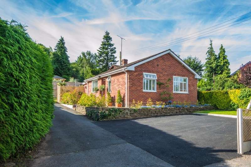 2 Bedrooms Detached Bungalow for sale in Wheatcroft Avenue, Bewdley