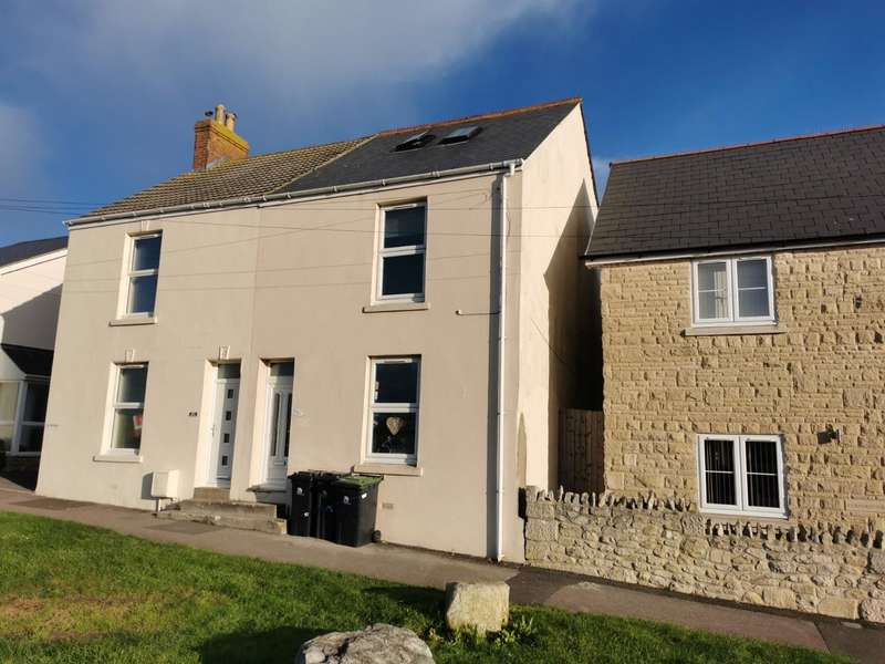 4 Bedrooms Semi Detached House for sale in Family Home With Coastal Walks, Portland