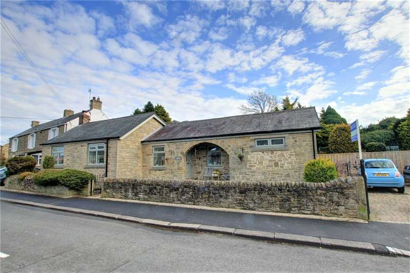 3 Bedrooms Detached Bungalow for sale in Church Street, Castleside, Consett, DH8