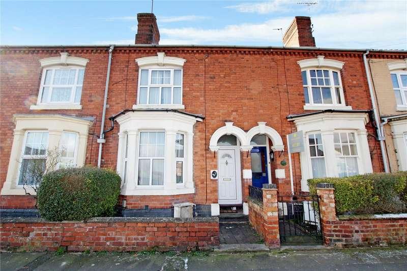 2 Bedrooms Terraced House for sale in Moor Road, Rushden, Northants