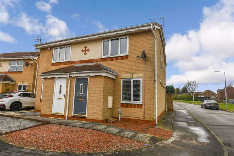 2 Bedrooms Property for sale in Bishop Cockin Close, Hessle, East Riding Of Yorkshire