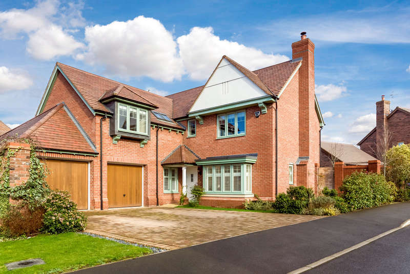 5 Bedrooms Detached House for sale in Samantha Close, Welford On Avon