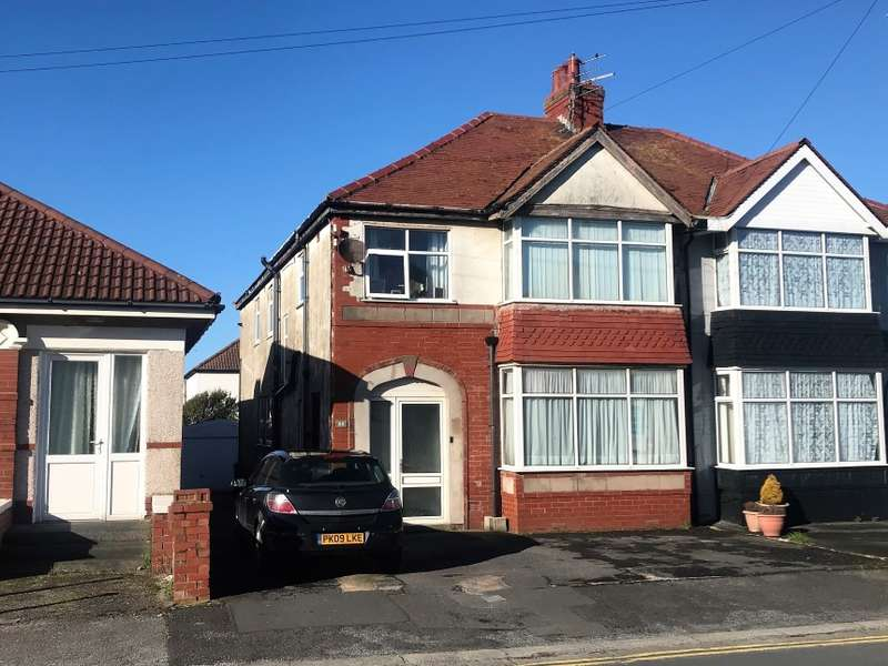 Flat for sale in 32&32A Slinger Road, Thornton-Cleveleys, Lancashire