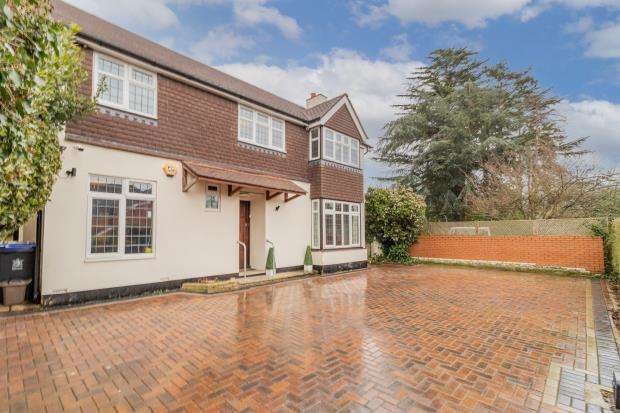 6 Bedrooms Detached House for sale in Cherry Tree Road, Farnham Royal, Slough