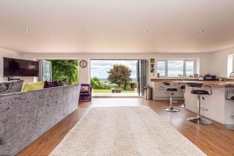 4 Bedrooms Detached Bungalow for sale in Barroon, Castle Donington