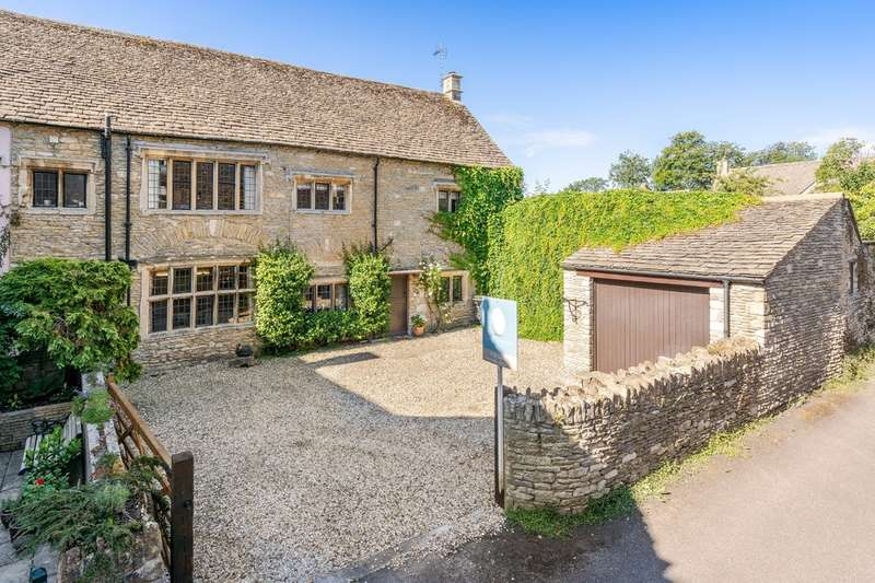 5 Bedrooms Semi Detached House for sale in Swan Barton, Sherston