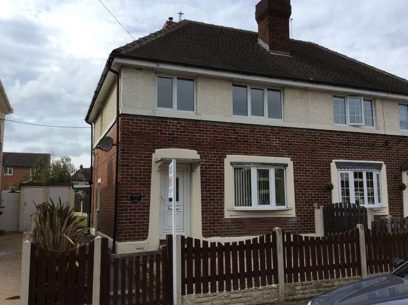 3 Bedrooms Semi Detached House for rent in East End Crescent, Royston, Barnsley