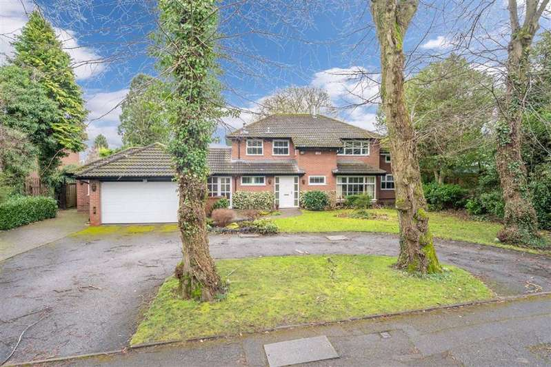4 Bedrooms Detached House for sale in Richmond Hill Road, Edgbaston