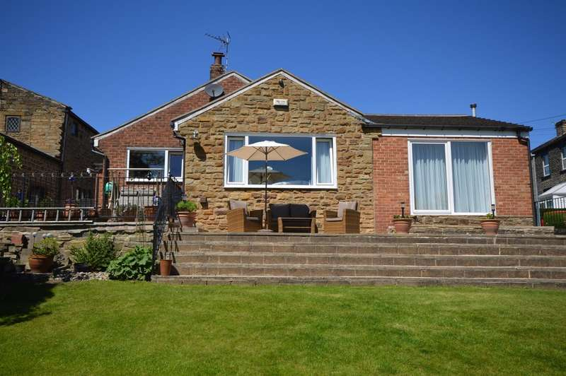 4 Bedrooms Detached Bungalow for sale in Headland Lane, Earlsheaton