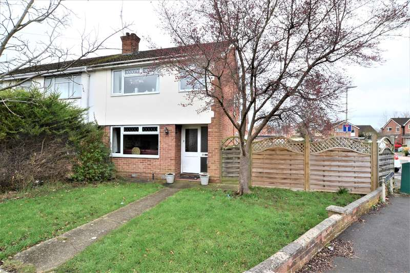 3 Bedrooms Semi Detached House for sale in Kingscote Road East , Hatherley, Cheltenham, GL51 6JS