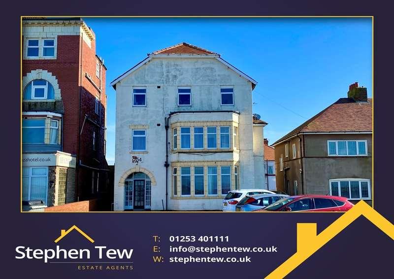 12 Bedrooms Detached House for sale in Queens Promenade, Bispham, Blackpool
