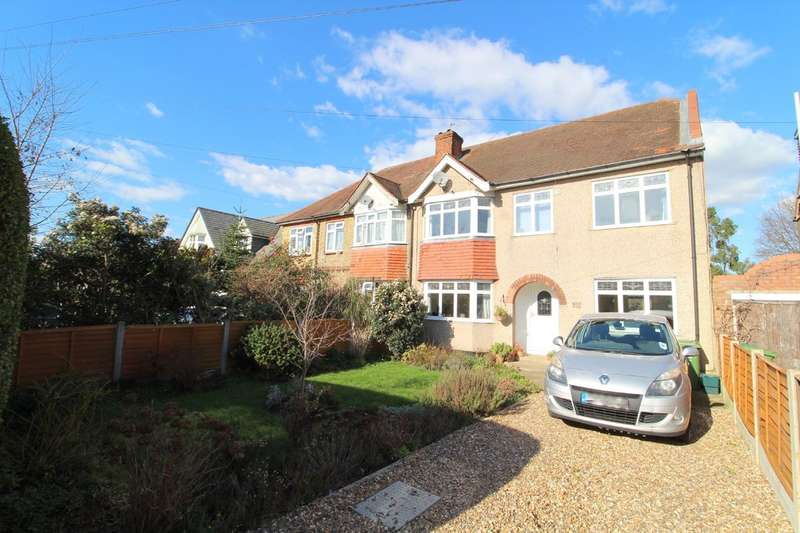 6 Bedrooms Semi Detached House for sale in Feltham Hill Road, Ashford