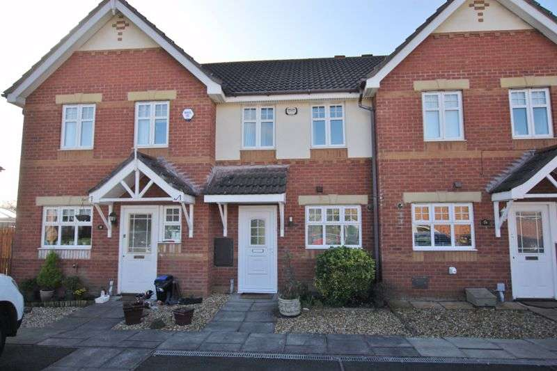2 Bedrooms Property for sale in Hampton Chase, Prenton, Wirral