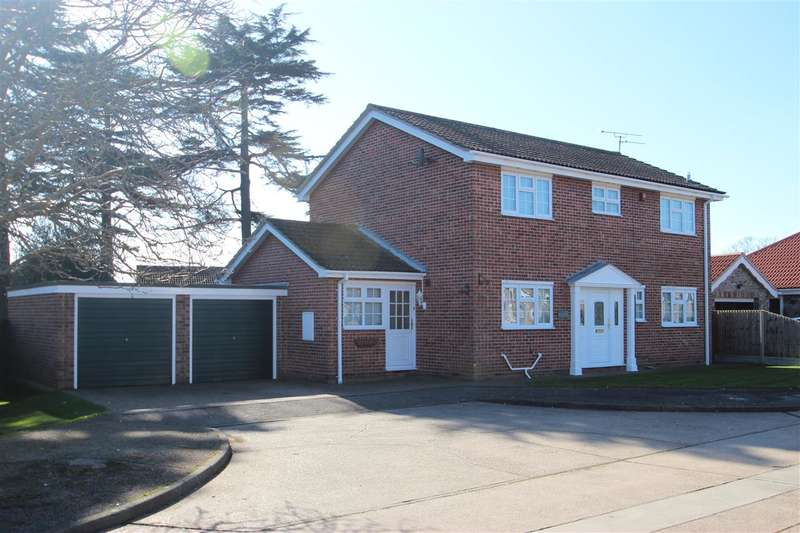 4 Bedrooms Detached House for sale in Rockledge, Nightingale Way, Great Clacton