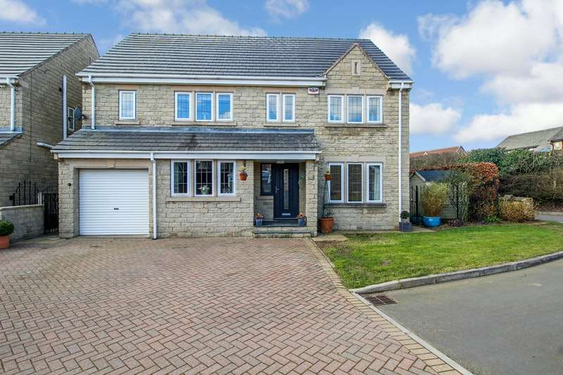 4 Bedrooms Detached House for sale in Gillott Lane, Rotherham, South Yorkshire, S66