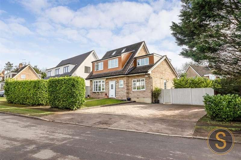 5 Bedrooms Detached House for sale in Fernhills, Hunton Bridge, Kings Langley