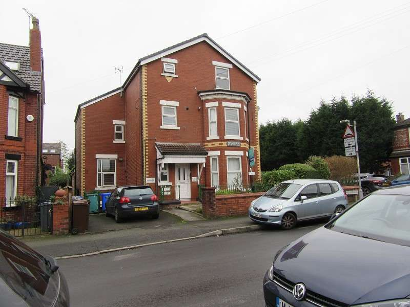 1 Bedroom Flat for rent in 45 Hartington Road, Chorlton, Manchester. M21 8UZ