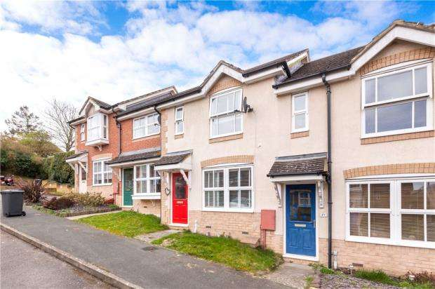 2 Bedrooms Terraced House for sale in Beechfield Close, Stone Cross, Pevensey