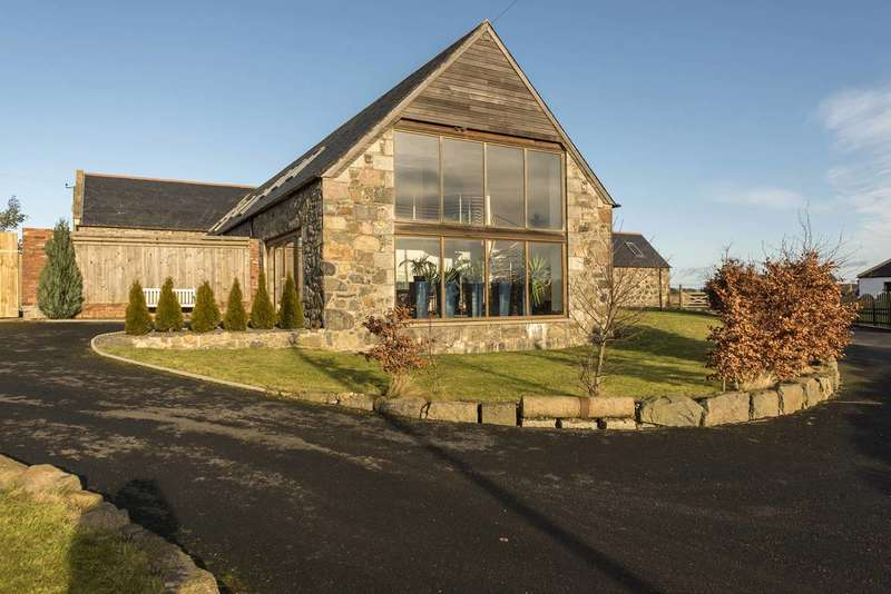 6 Bedrooms Farm House Character Property for sale in Lethenty, Inverurie, Aberdeenshire, AB51 0HT