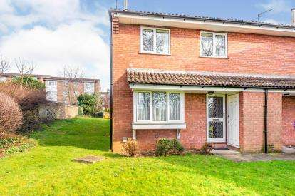 2 Bedrooms Terraced House for sale in Moorland Gardens, Luton, Bedfordshire, England