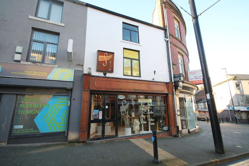 Commercial Property for rent in Drake Street, Rochdale