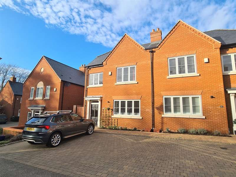 3 Bedrooms Semi Detached House for sale in St Georges Place, Ampthill, Bedfordshire, MK45