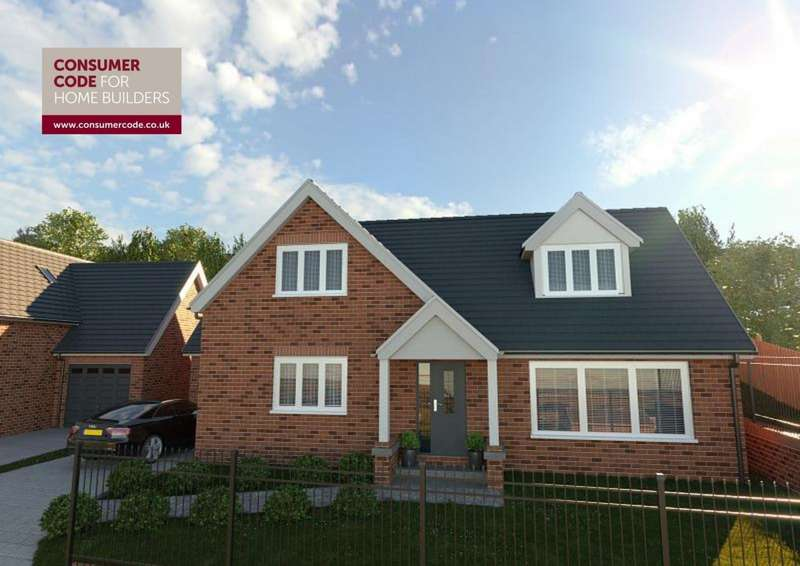 4 Bedrooms Detached House for sale in Western Avenue, Prudhoe