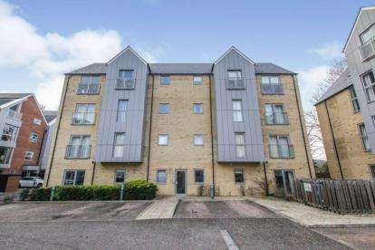 2 Bedrooms Flat for sale in Brewers Lane, Newmarket, Suffolk