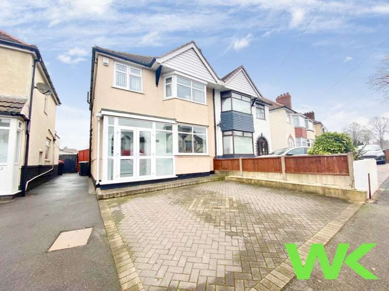 3 Bedrooms Semi Detached House for sale in Hydes Road, West Bromwich, B71
