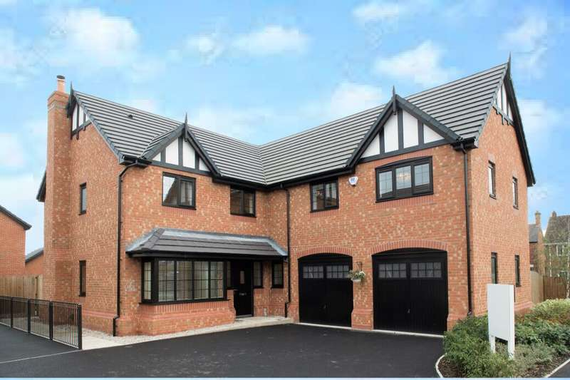 5 Bedrooms Detached House for sale in Cheerbrook Road, Willaston, Nantwich, CW5