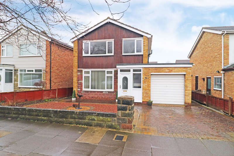 3 Bedrooms Detached House for sale in Whitehouse Road, Billingham, TS22