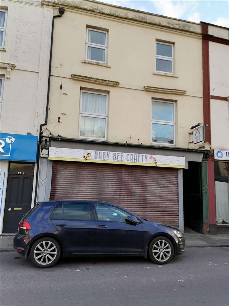Property for sale in College Street, Burnham-On-Sea