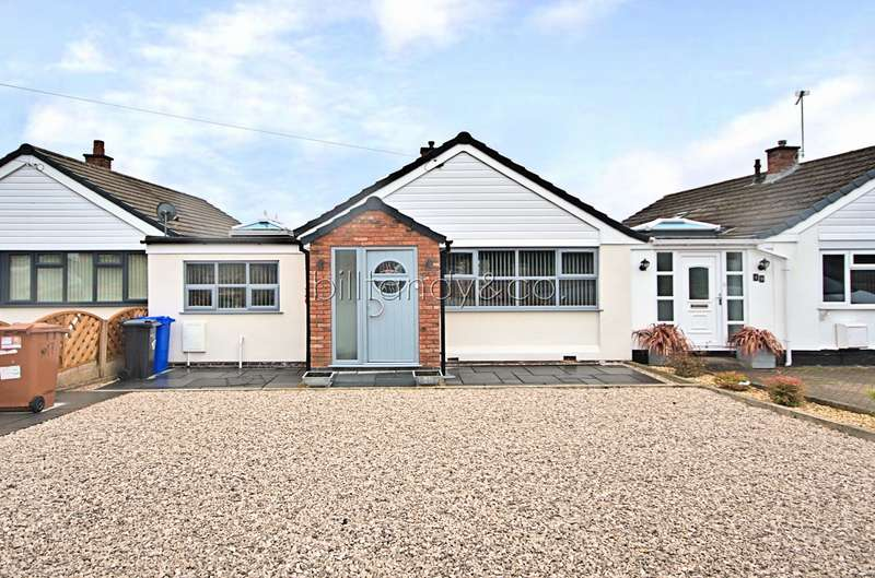 2 Bedrooms Bungalow for sale in Park Road, Burntwood, WS7