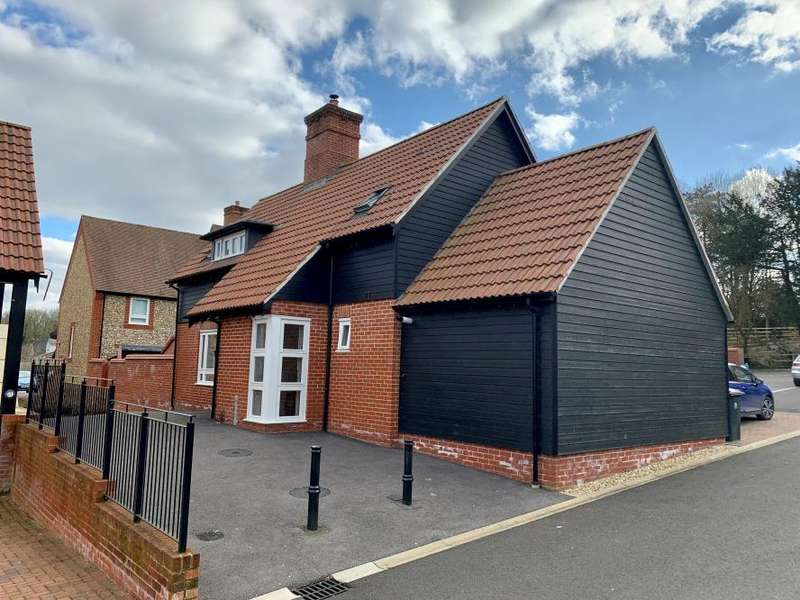 3 Bedrooms Detached House for sale in Charlton Mead, Charlton Marshall, Blandford Forum, DT11 9PB